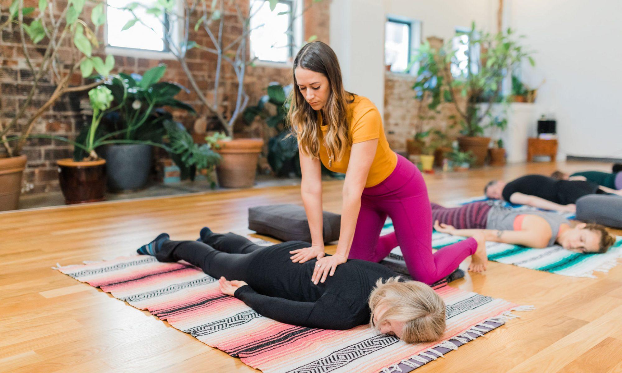Harmony in Healing Bodywork -   Megan Hettich